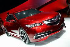amigurumiomer new 2015 acura tlx prototype mid size sedan in detail w video