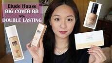 Etude House Lasting Foundation etude house big cover concealer bb vs