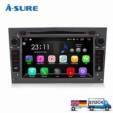 a sure android 6 0 radio dvd gps for opel astra h corsa