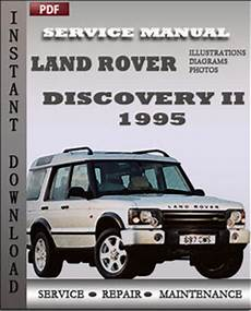 car repair manuals online pdf 1995 land rover range rover head up display land rover discovery 2 1995 service manual download repair service manual pdf