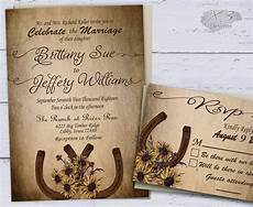 country wedding invitations sunflower country wedding invitations printable rustic