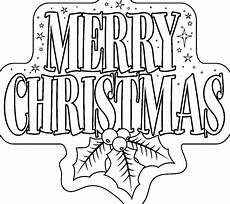 merry christmas and new year coloring pages