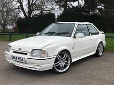 ford rs turbo ford rs turbo series 2 fsh classic future