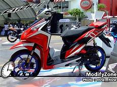 Modifikasi Vario Techno 2011 by Khairullach Vario Techno