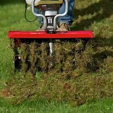 A 233 Rateur De Gazon Deluxe Xp Mantis Le Jardinage Facile