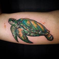 65 sea turtle tattoo
