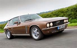 The Clarkson Review Jensen Interceptor R Supercharged 2014
