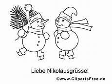 Ausmalbilder Winter Schneemann Schneemann Winter Ausmalbilder F 252 R Kinder Kostenlos Ausdrucken
