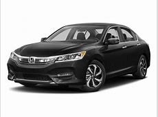 New 2017 Honda Accord Sedan EX L CVT w/Navi & Honda