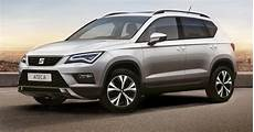 seat ateca edition priced from 163 21 995 in uk