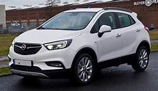Quel Opel Mokka X Choisir Dimensions Finitions