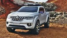 renault up truck 2017 renault alaskan truck revealed
