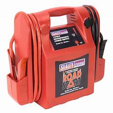 Sealey Roadstart Emergency Jump Start Battery Power Pack