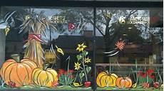 Fenster Malvorlagen Herbst Herbst Fensterbilder Basteln S 252 223 E Ideen Und Motive