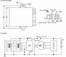 Dc Cdi Wiring Diagram 8 Pin 8 Pins Cdi Box For