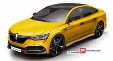Scoop Renault Talisman Rs R 233 Ponse En 2017