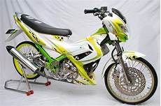Satria Fu Modif by Modification Suzuki Satria Fu 150 Diverse Information