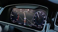 tft display in 2018 vw golf vw gti club