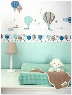 Babyzimmer Gestalten Junge - hoch hinaus mit den tollen hei 223 luftballon wandstickern