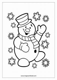 malvorlagen winter weihnachten vorlagen