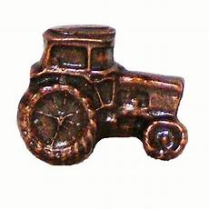 whimsical collection 1 1 2 quot wide tractor cabinet knob in