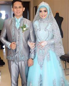 Baju Pernikahan Islami Gambar Islami
