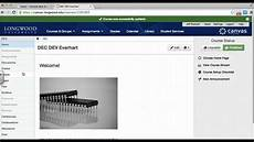 How To Make Tabs Visible To Students In Canvas | how to make your course visible to students fall 2014