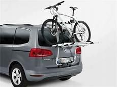 fahrradträger für heckklappe fahrradtr 228 ger f 252 r heckklappe vw sharan in alpnach dorf