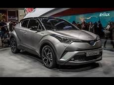 Toyota Chr Distinctive Crossover C Hr Hybride Quot Distinctive Quot