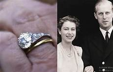 the diamonds in queen elizabeth s engagement ring are from