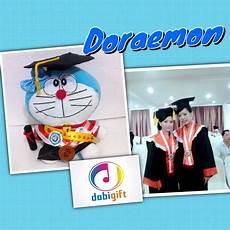 Winni Malvorlagen Jepang Kado Wisuda Boneka Wisuda Doraemon Pengrajin Kado