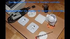 5 adriges kabel anschließen steckdose bewegungsmelder mit schalter f 252 r dauerlicht anschlie 223 en