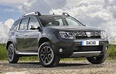 New Dacia Duster Phase 2 Suv Offers More Motorshow