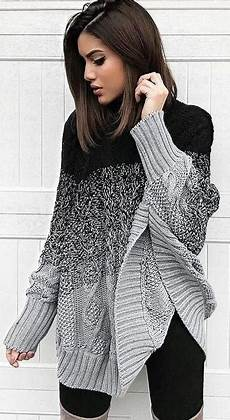 new trend hairstyle for 50 fall winter fashion trends 2019 casual style