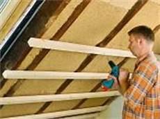dach dämmen innen anleitung dach innen d 228 mmen bauhaus