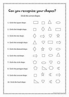 shapes worksheets for esl students 1103 can you recognise your shapes worksheet free esl printable worksheets made by teachers