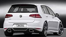 volkswagen golf vii gti gtd restyled by caractere and jms