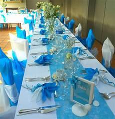 deco mariage blanc d 233 co de table en bleu turquoise et blanc en 2019 table mariage bleu et blanc table mariage