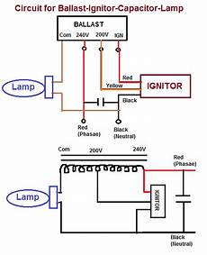 32 Watt Electronic Ballast Wiring Diagram by 20 March 2011 Electrical Notes Articles