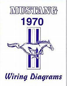 1970 mustang mach 1 wiring diagram manual