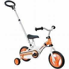 Hudora Kinderfahrrad Rs 1 3 0 10 Zoll In Wei 223 Orange
