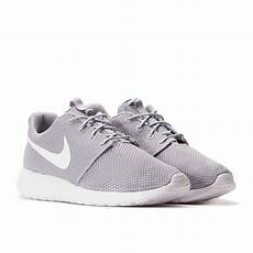 nike roshe run wolf grey white 511881 023