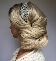 Prom Hair Updos To The Side