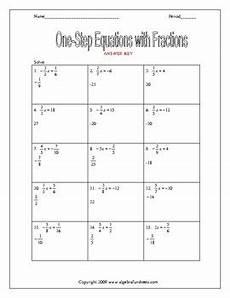 fraction reciprocal worksheets 4081 solving one step equations fractions reciprocals only worksheet