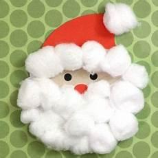 cotton santa craft crafts for santa