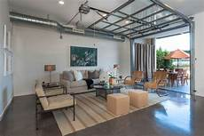 turning your garage into your new living room