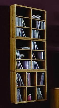 massivholz h 228 nge regal 3er set eiche ge 246 lt cd dvd holz
