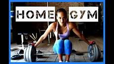 fitness zu hause geräte home fitnessstudio fitnessraum zuhause