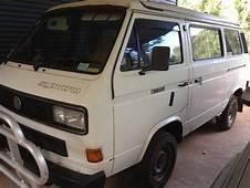 VW T3 Syncro Kombi Trakka  Cars Vans & Utes Gumtree