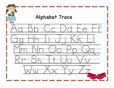 easy letter tracing worksheets 23878 trace alphabet letters for children activity shelter